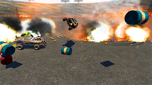 Скачати гру Derby destruction simulator на Андроїд телефон і планшет.