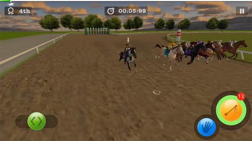 Derby horse quest скриншот 2