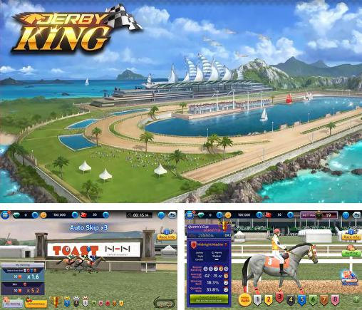 In addition to the game Photo finish: Horse racing for Android phones and tablets, you can also download Derby king: Virtual betting for free.