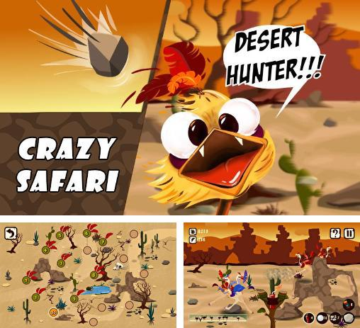 Desert hunter: Crazy safari