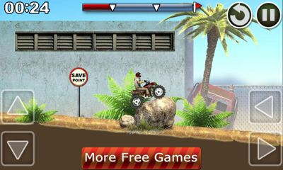 Desert Motocross screenshot 1