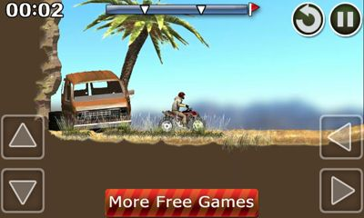 Desert Motocross screenshot 3