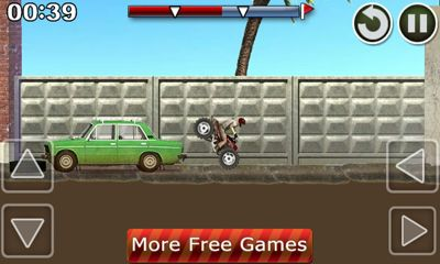 Desert Motocross screenshot 4