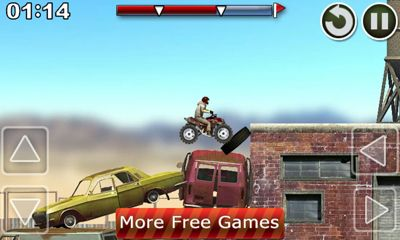 Desert Motocross screenshot 5
