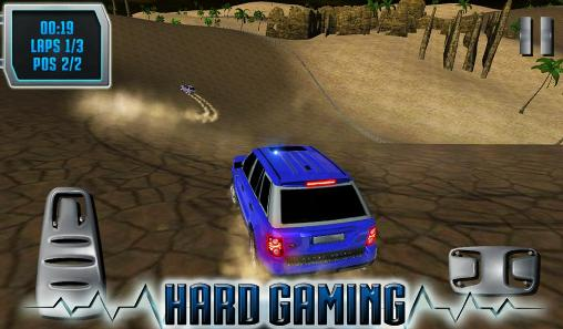 Screenshots von Desert off road für Android-Tablet, Smartphone.