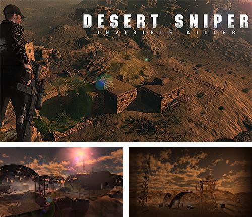 Desert sniper: Invisible killer
