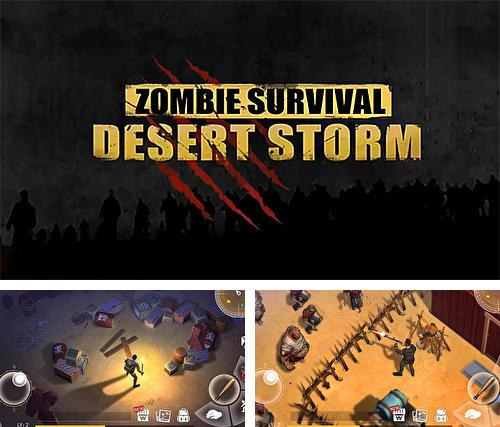 In addition to the game Desert storm: Zombie survival for Android, you can download other free Android games for Samsung Galaxy Y Pro.
