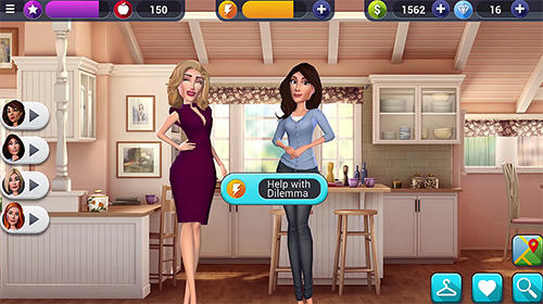 Desperate housewives: the game pour android à télécharger.