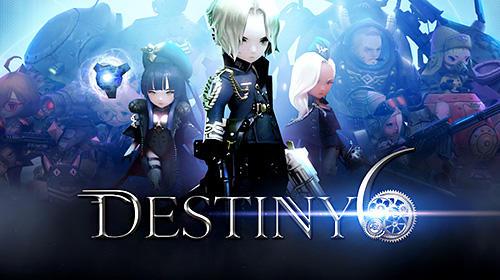 Destiny 6 постер приложения