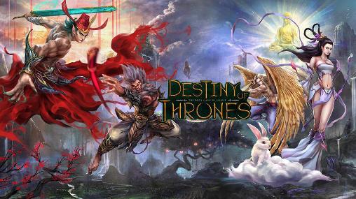 Destiny of thrones постер приложения
