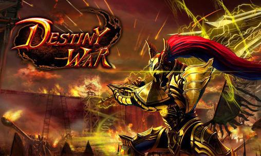 Destiny war постер приложения