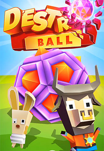 Destroball постер приложения
