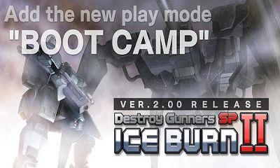 Destroy Gunners SP II: ICEBURN постер приложения