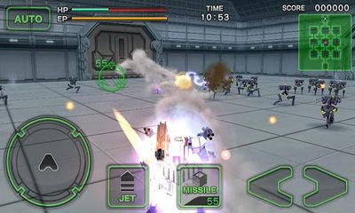 Get full version of Android apk app Destroy Gunners SP II:  ICEBURN for tablet and phone.