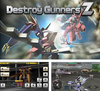 In addition to the game DROID Combat for Android phones and tablets, you can also download Destroy Gunners Z for free.