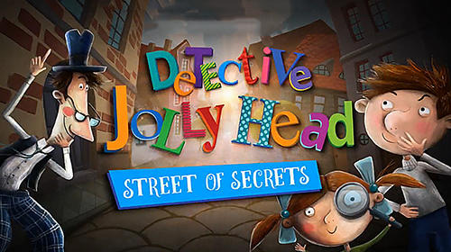Detective Jolly Head