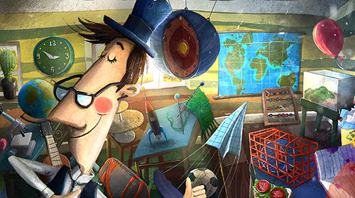 Kostenloses Android-Game Detektiv Jolly Head. Vollversion der Android-apk-App Hirschjäger: Die Detective Jolly Head für Tablets und Telefone.