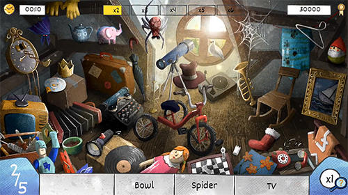 Screenshots von Detective Jolly Head für Android-Tablet, Smartphone.