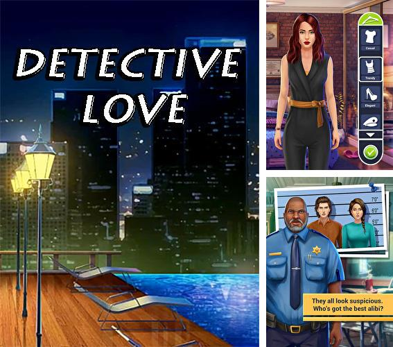 Detective love: Story games with choices