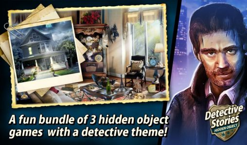 Detective stories: Hidden object 3 in 1 скриншот 2