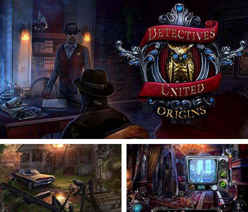 Detectives united: Origins. Collector's edition