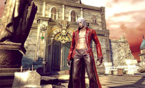 Devil may cry: Pinnacle of combat screenshot 1