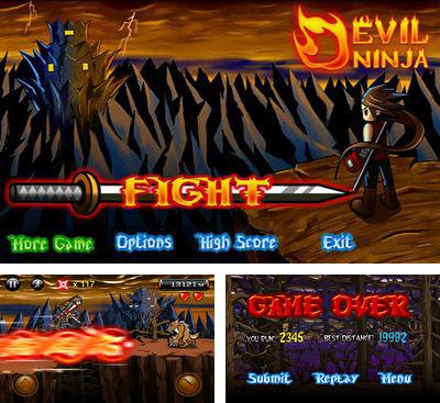 In addition to the game Monsters & Bones for Android phones and tablets, you can also download Devil Ninja for free.