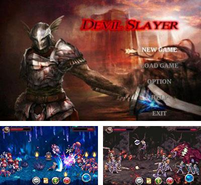 In addition to the game Draw Slasher for Android phones and tablets, you can also download Devil Slayer for free.