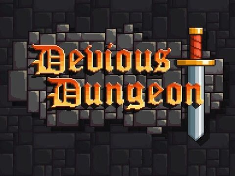 Devious dungeon poster