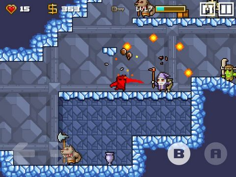 Devious dungeon screenshot 3