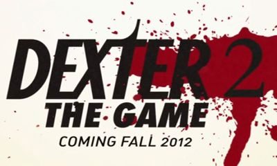 Dexter the Game 2 poster