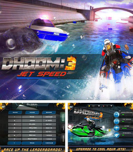 Dhoom:3 the game for Android - Download APK free