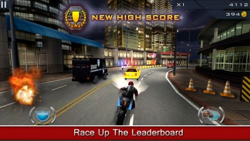 Dhoom:3 the game скриншот 5