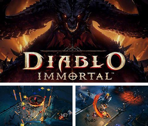 In addition to the game Diablo immortal for Android, you can download other free Android games for Meizu 16 th.