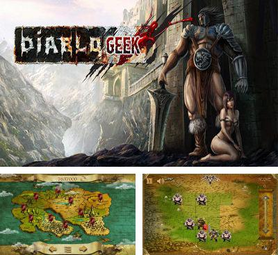 In addition to the game Sefirah for Android phones and tablets, you can also download DiabloGeek for free.