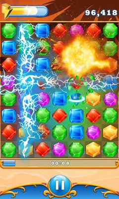 Diamond Blast screenshot 1