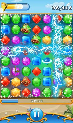Jogue Diamond Blast para Android. Jogo Diamond Blast para download gratuito.