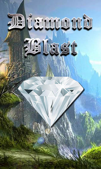 Diamond blast by Interdev poster