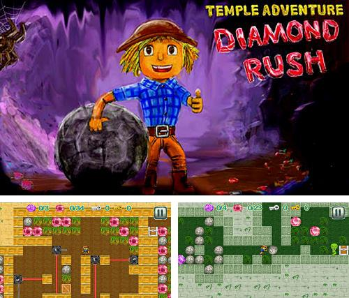 Diamond rush: Temple adventure