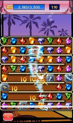 Jogue Diamond Twister 2 para Android. Jogo Diamond Twister 2 para download gratuito.