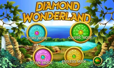 Download Diamond Wonderland HD Android free game.