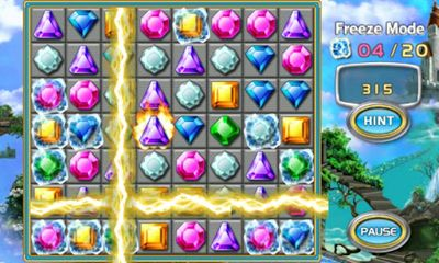 Screenshots of the Diamond Wonderland HD for Android tablet, phone.