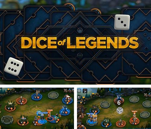 Dice of legends
