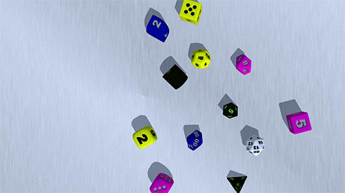 Dice roller screenshot 2