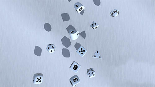 Dice roller screenshot 3
