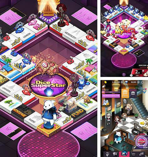 Dice superstar with SMTOWN for Android -