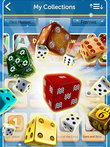 Screenshots von Dice with buddies für Android-Tablet, Smartphone.
