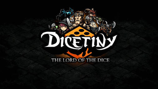Dicetiny: The lord of the dice обложка