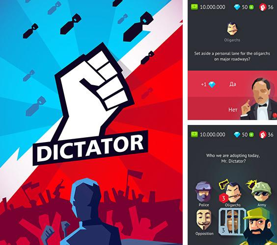 Dictator: Rule the world
