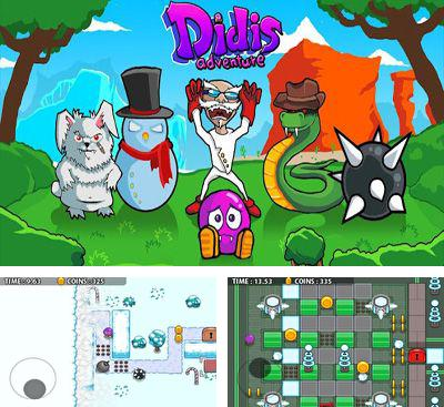 In addition to the game Spiders for Android phones and tablets, you can also download Didi's Adventure for free.